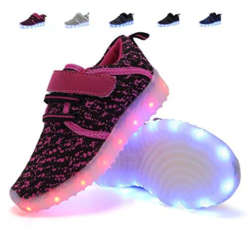 Elige Zapatillas con Luces LED, elige destacarte y ser único