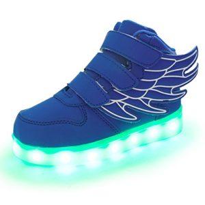 Amaras tus Tenis con luces LED, querrás más de un par