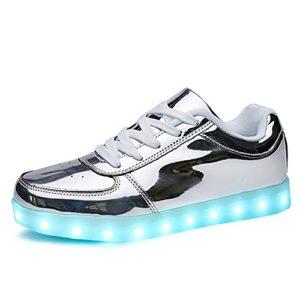 Nuestros Tenis con luces LED, están diseñados para encantarte